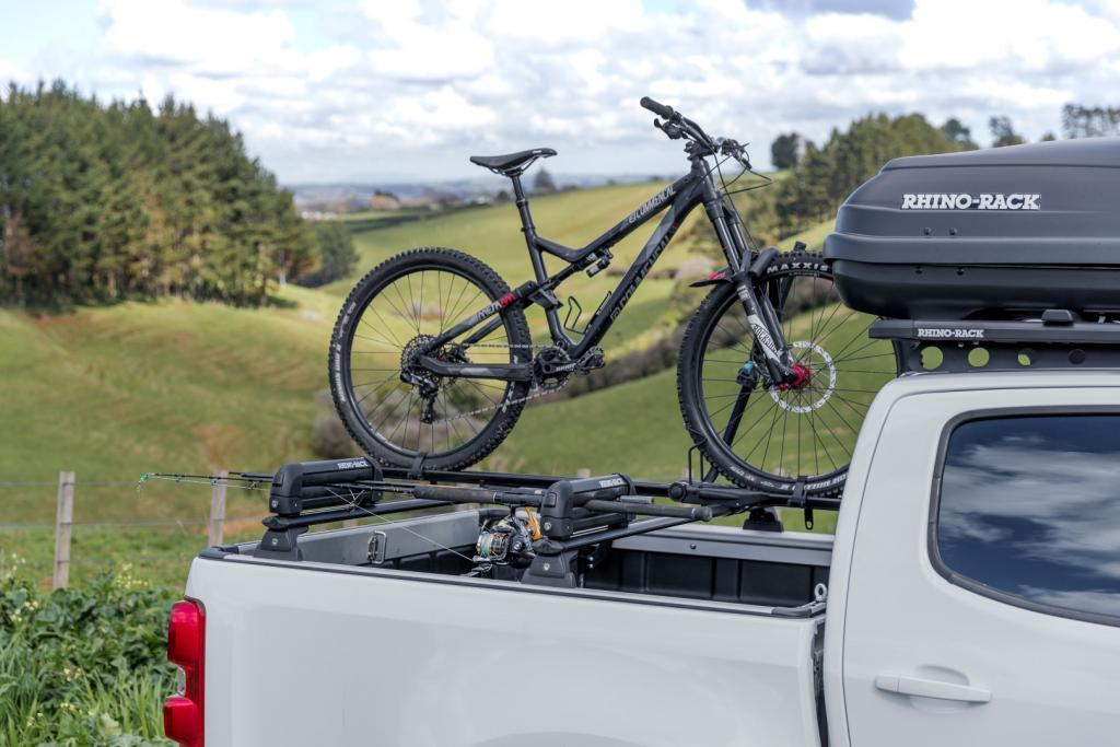 Holden Colorado-Tango_accessory docking platform