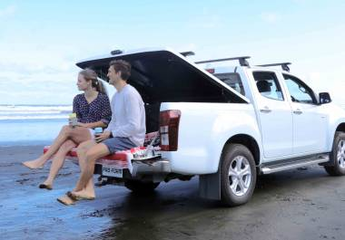 Canopy, Hard Lid, Roll Lid or Soft Tonneau Cover; Find the Best for Your Ute.
